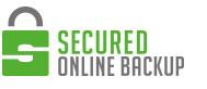 Secured online backup
